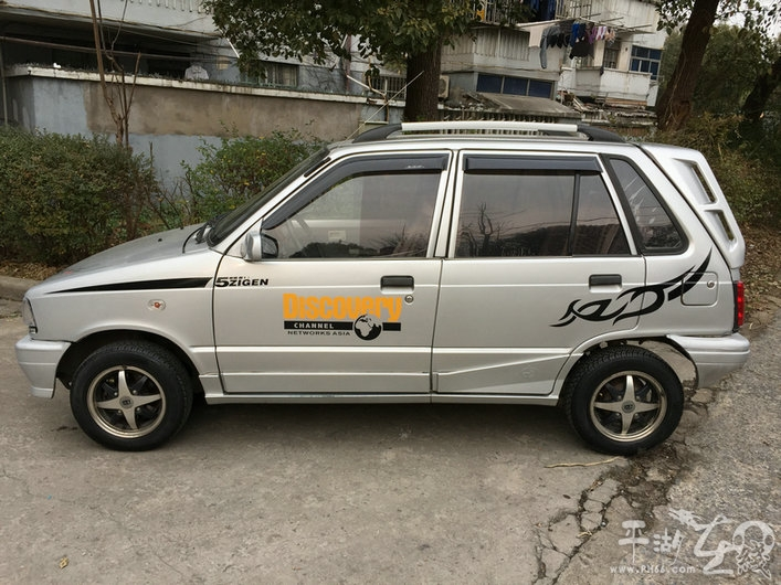 江南奥拓小轿车一口价转让 二手车出售,求购,租车高清图片